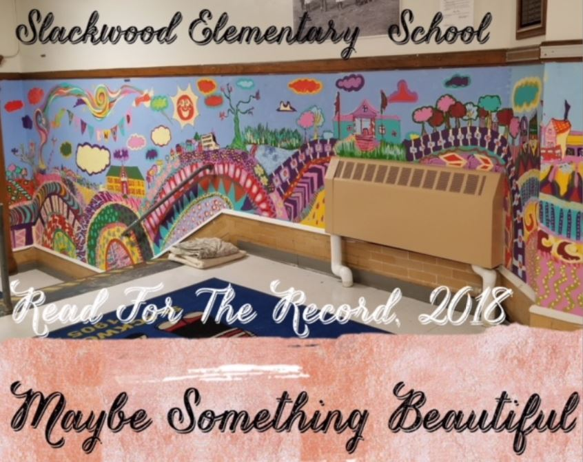 """Maybe Something Beautiful"" Mural"