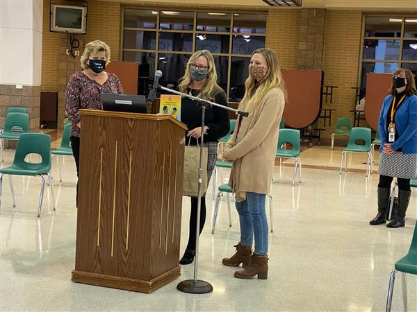 Books presented at October 14, BOE meeting