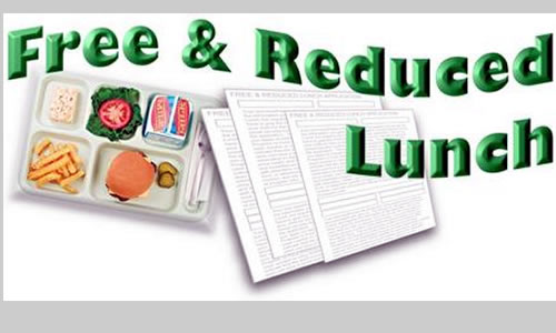 2017-2018 Free or Reduced Meal Applications Now Available