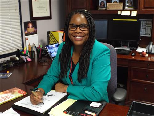Dr. Crystal M. Edwards