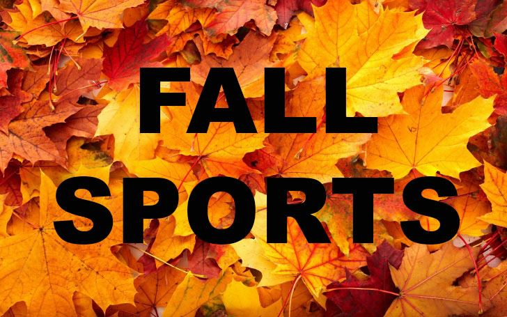 Interested in a Fall Sport?