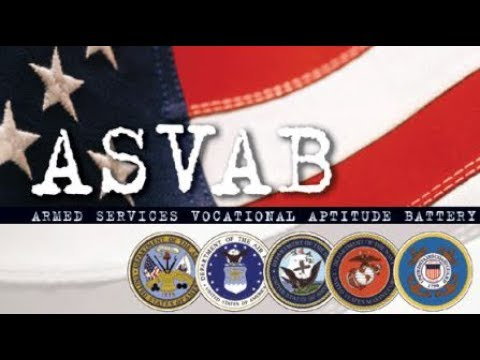 The ASVAB is coming to LHS in January!