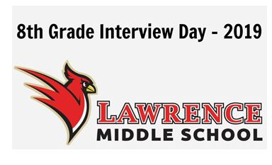 8th Grade Interview Day