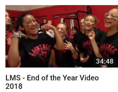 End of Year Video 2018