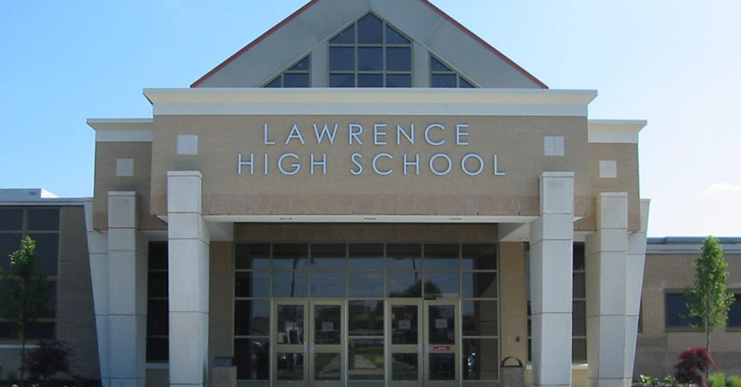 Lawrence High School / Homepage