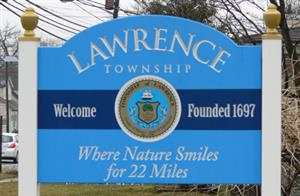 Lawrence Township Sign