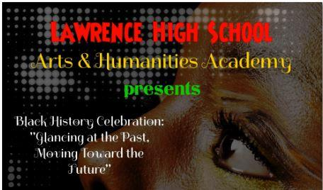 Lawrence High sponsors Black History Celebration